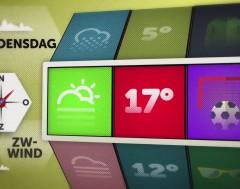 Karrewiet: Het weer voor woensdag 20 september 2017