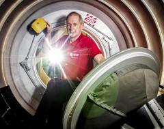 Karrewiet: Astronauten geven tips over binnen blijven