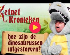 Ketnet Kronieken - Hoe zijn de dinosaurussen uitgestorven?