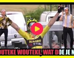 Karrewiet: Wout Van Aert heeft een fanliedje