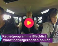 Karrewiet: Ketnet-programma Blacklist wordt heruitgezonden op Eén