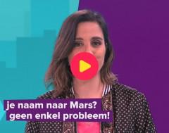 Karrewiet: Ticket naar Mars