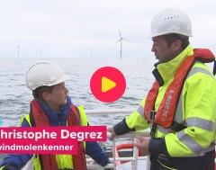 Karrewiet: nieuw windmolenpark