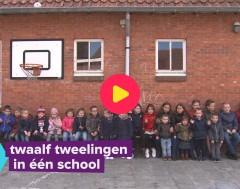 Karrewiet: Twaalf tweelingen in één school