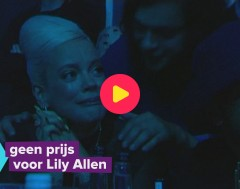 Karrewiet: Lilly Allen is verdrietig