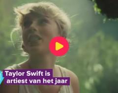 Karrewiet: Taylor Swift is artiest van het jaar