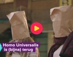 Karrewiet: Homo Universalis is terug
