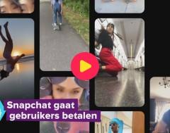 Karrewiet: Snapchat deelt elke dag 1 miljoen dollar uit