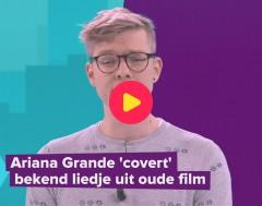 Karrewiet: Ariana covert oud liedje
