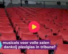 Karrewiet: Toch naar de musical in een volle zaal