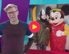 Karrewiet: Mickey mag 90 kaarsjes uitblazen