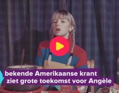 Karrewiet: Verovert Angèle de Verenigde Staten?
