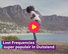 Karrewiet: Lost Frequencies superpopulair in Duitsland