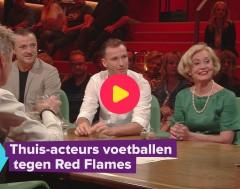 Karrewiet: Thuis versus Red Flames