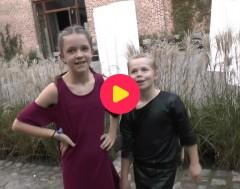 Ketnet Musical: Modepolitie Tijl checkt de feest-outfits op bootcamp