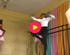 Karrewiet: Anthony uit Nigeria mag gaan dansen in VS
