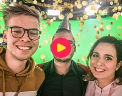 Wrap: Surprise! Thomas verrast Karrewiet met hun Gouden K nominatie!