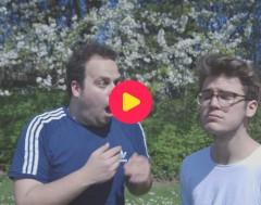 Wrap: Ook Sander en Thomas speelden buiten