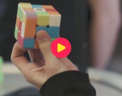 Karrewiet: Rubik's cube oplossen