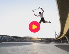 Karrewiet: Coole tricks met een step
