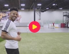 Karrewiet: Coole trick shots met ballen