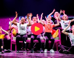 Ketnet Musical TROEP! - De Troepers brengen verslag uit over de repetities in De Panne