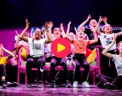 Ketnet Musical TROEP! - De Troepers brengen verslag uit over de repetities in De Panne