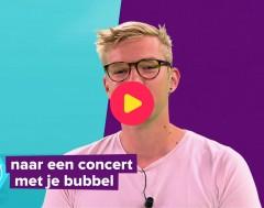 Karrewiet: Een concert met je eigen bubbel