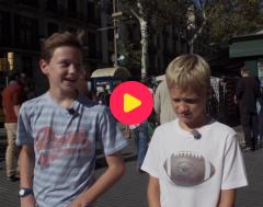 Karrewiet: Sam en Luc wonen in Catalonië
