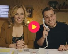Ketnet Musical: Goele en Sander nemen Laura beet in het Ketnet Musicallcenter