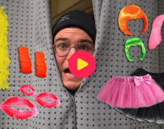 wrap: Jullie hebben gekozen: Dit is Thomas z'n outfit voor carnaval!