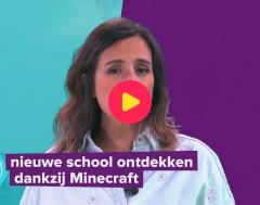 Karrewiet: School ontdekken dankzij Minecraft