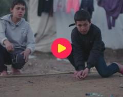 Karrewiet: Vluchten naar Lesbos
