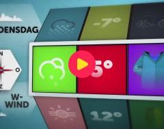 Karrewiet: Het weer voor woensdag 17 januari 2018