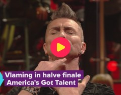 Karrewiet: Belg in halve finale America's Got Talent