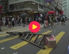 Karrewiet: Mensen zijn niet blij met nieuwe wet in Hongkong