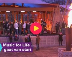 Karrewiet: Music For Life gaat van start