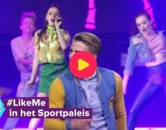 Karrewiet: #LikeMe in het Sportpaleis