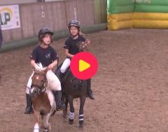 Karrewiet: Speciale sport: horseball