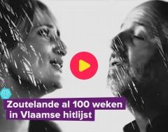 Karrewiet: Zoutelande al 100 weken in Vlaamse Ultratop