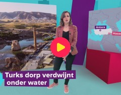 Karrewiet: Eeuwenoud dorp moet wijken voor stuwmeer
