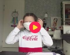 Karrewiet: Is een mondmasker nuttig?