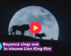 Karrewiet: Beyoncé zingt in The Lion King