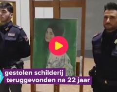 Karrewiet: Schilderij van 60 miljoen euro teruggevonden