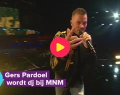Karrewiet: Gers Pardoel wordt DJ