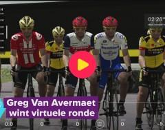 Karrewiet: Greg Van Aevermat wint de Ronde 2020