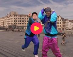 Wrap: De Strap-rap van MC Tommie en MC Sappie