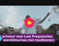 Karrewiet: Lost Frequencies op wereldtour