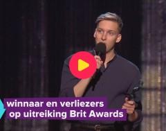 Karrewiet: De sterren van de Brit Awards