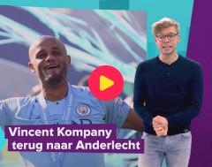 Karrewiet: Vincent Kompany komt terug naar Anderlecht!